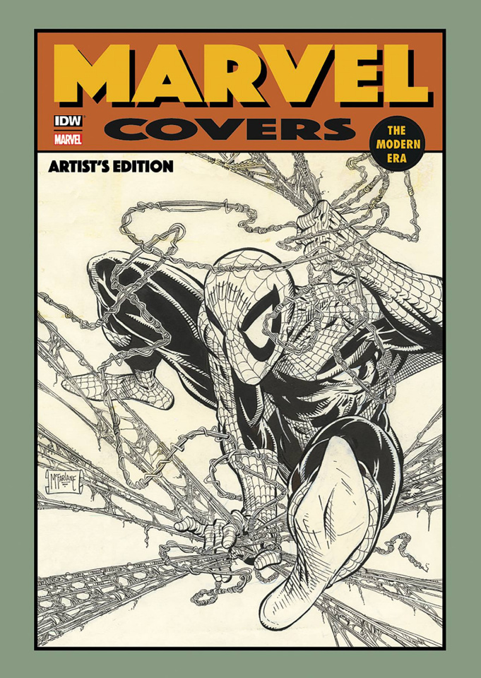 Marvel Covers: The Modern Era Artist's Edition (McFarlane Cover)