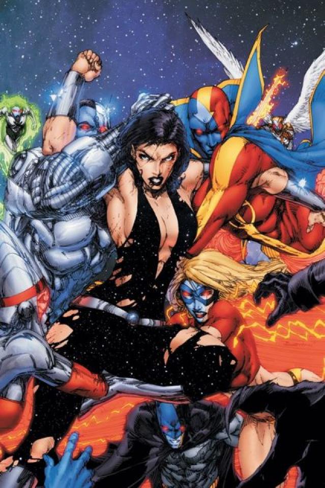 Justice League of America #58
