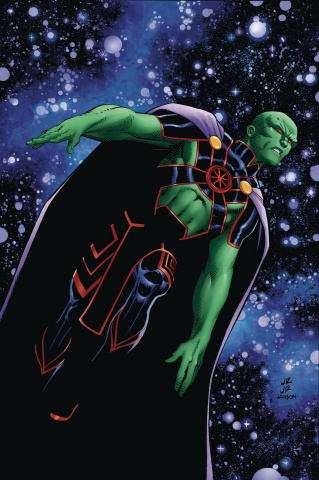 Martian Manhunter #11 (Romita Cover)