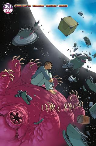 Star Pig #4 (10 Copy Gaston Cover)
