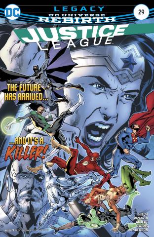 Justice League #29