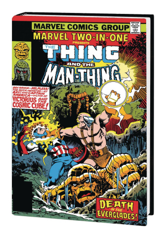 Marvel Universe by John Byrne Vol. 2 (Omnibus)