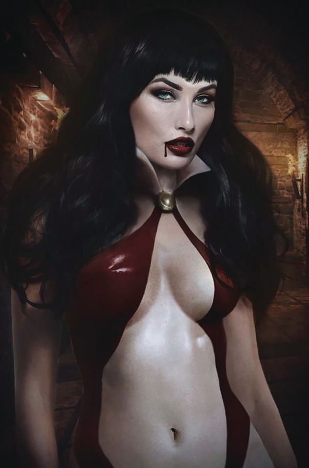 Vampirella #9 (10 Copy Cosplay Virgin Cover)