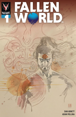 Fallen World #1-5: Pre-Order Bundle