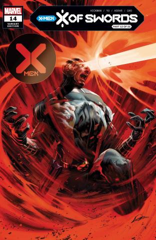 X-Men #14 (Lozano Cover)