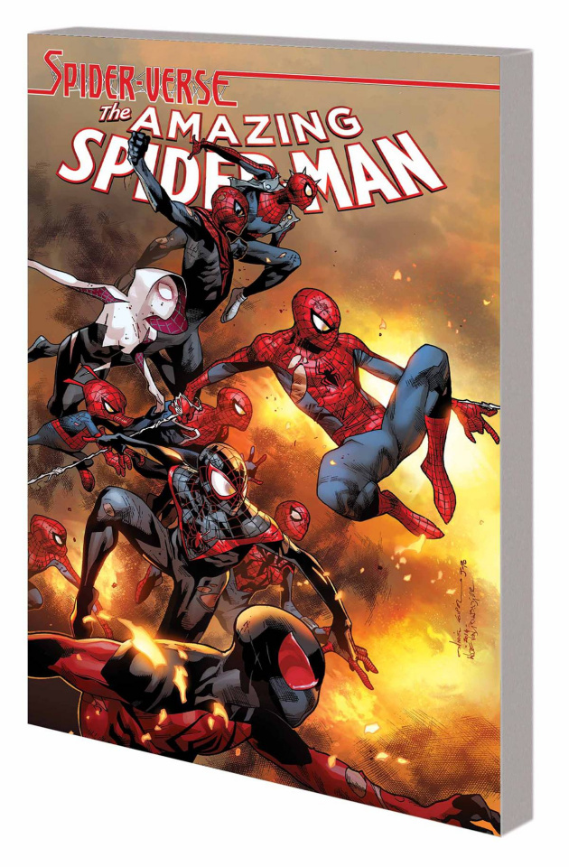 The Amazing Spider-Man Vol. 3: Spider-Verse
