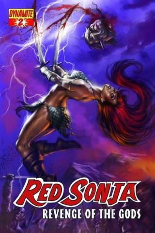 Red Sonja: Revenge of the Gods #2