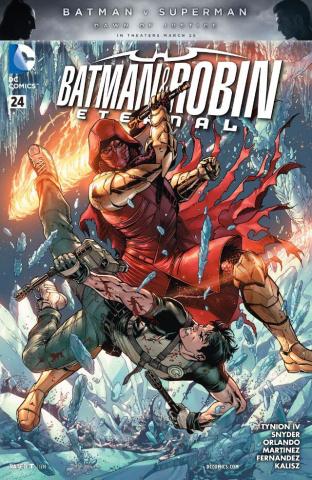 Batman and Robin Eternal #24