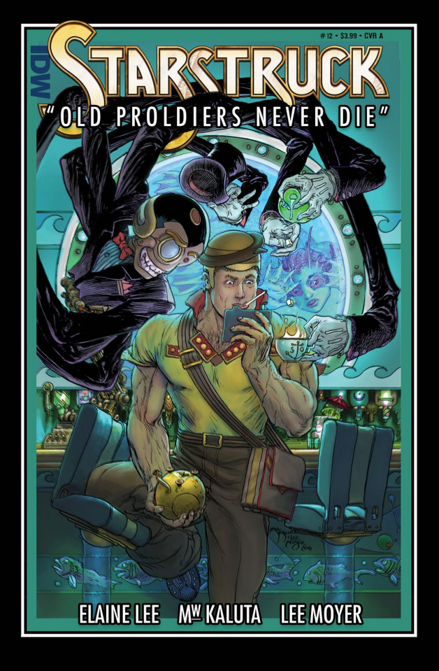 Starstruck: Old Proldiers Never Die #1