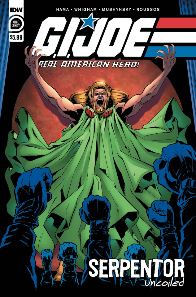 G.I. Joe: A Real American Hero - Serpentor Uncoiled