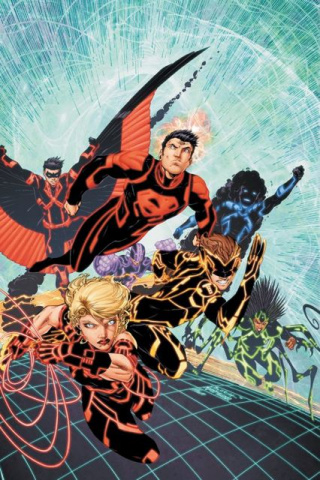 Teen Titans #8