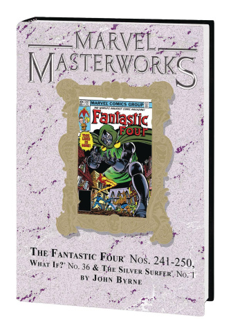 Fantastic Four Vol. 22 (Marvel Masterworks)