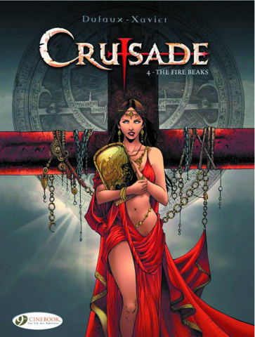 Crusade Vol. 4: The Fire Breaks