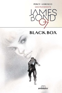 James Bond: Black Box #1 (Moritat Cover)