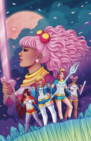 Zodiac Starforce: Cries of the Fire Prince #1 (Bartel Cover)