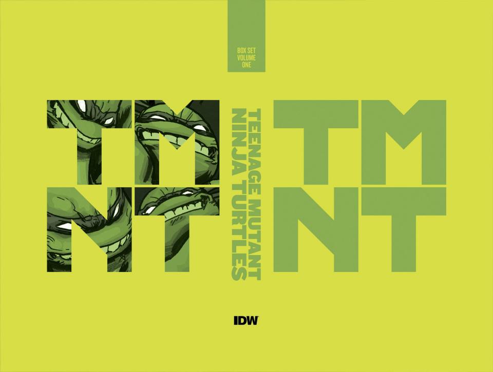 Teenage Mutant Ninja Turtles Box Set Vol. 1