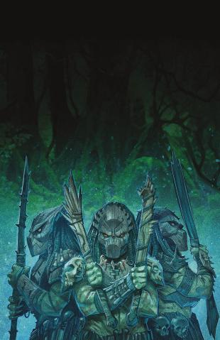 Predator: Hunters #4 (Velasco Cover)