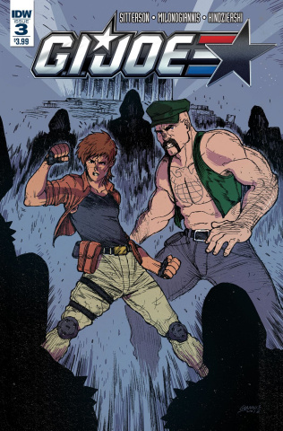 G.I. Joe #3 (Subscription Cover)