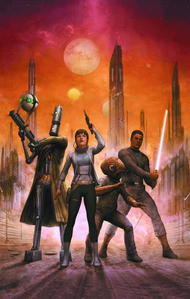 Star Wars: Legacy II #16