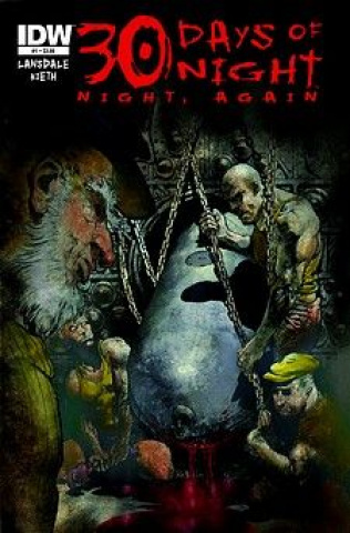30 Days of Night: Night, Again #1
