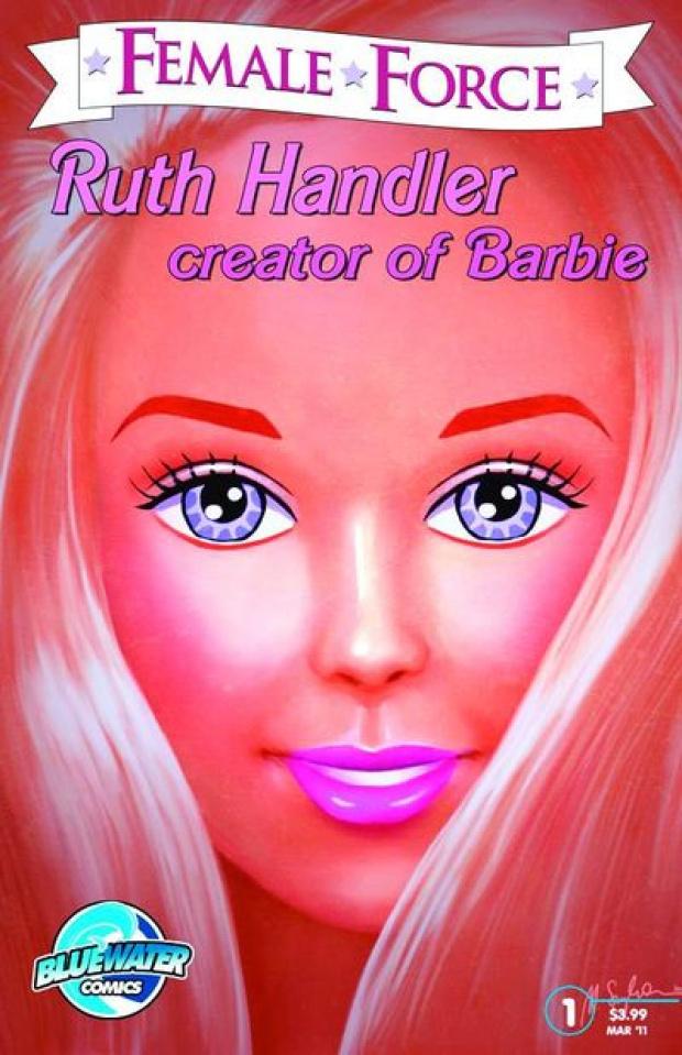 Female Force: Ruth Handler, Creator of Barbie