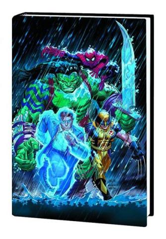 The Incredible Hulks: Fall of the Hulks