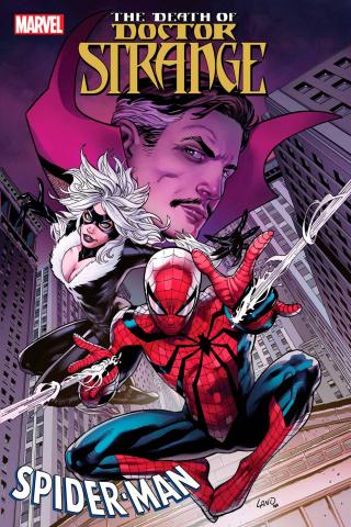 The Death of Doctor Strange: Spider-Man #1