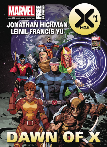 Marvel Previews #27: October 2019 Extras