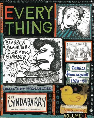 Everything: Comics From Around 1978-81
