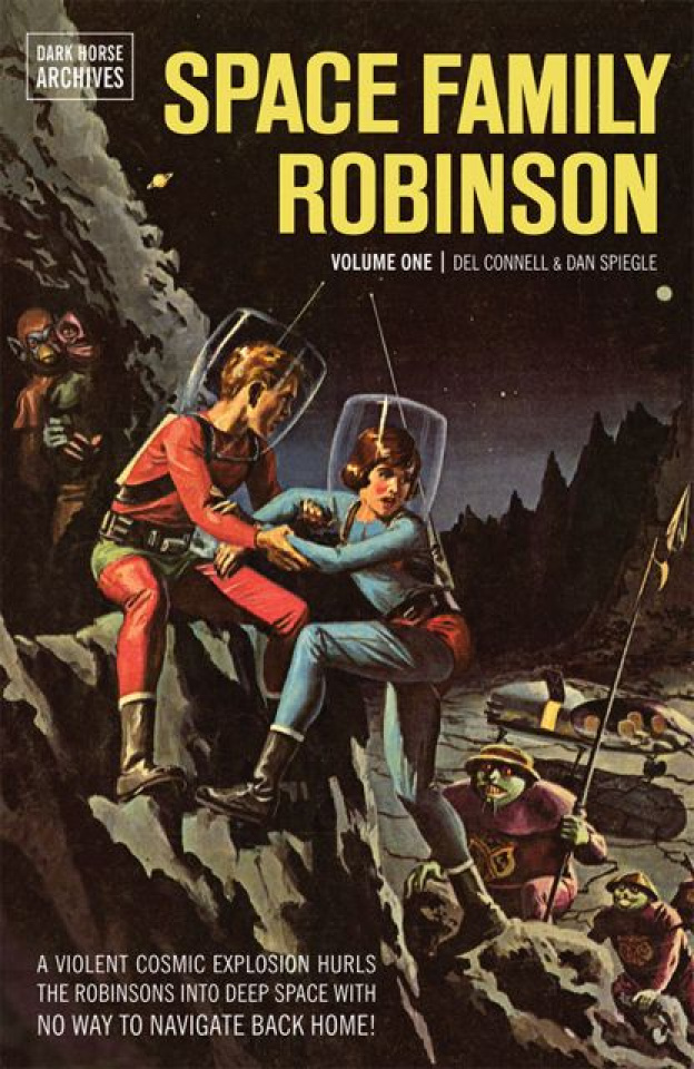 Space Family Robinson Archives Vol. 3