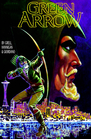 Green Arrow Vol. 1: The Hunters Moon