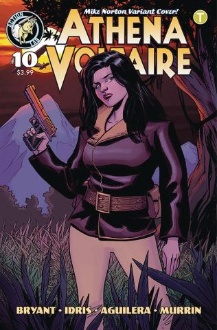 Athena Voltaire #10 (Norton Cover)