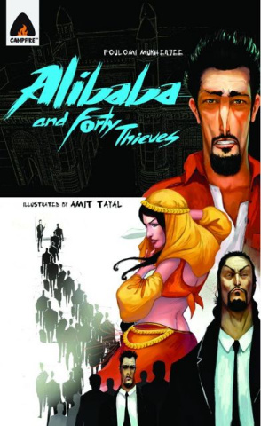 Ali Baba & Forty Thieves: Reloaded