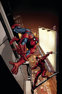Peter Parker: The Spectacular Spider-Man #300 (Remastered Cover)
