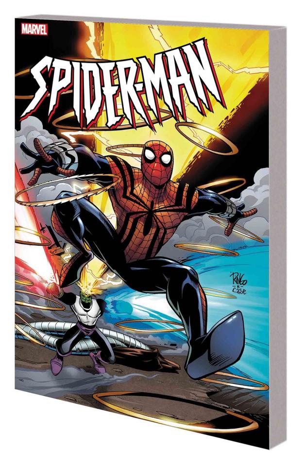 Spider-Man by Todd Dezago and Mike Wieringo