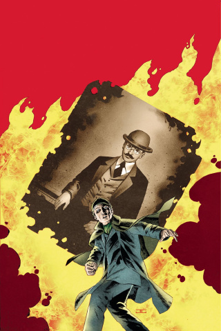 Sherlock Holmes: The Vanishing Man #3 (10 Copy Cassaday Virgin Cover)
