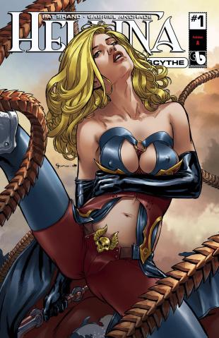 Hellina: Scythe #1 (Fetishes Set)