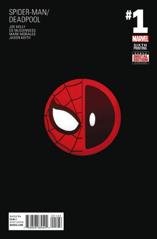 Spider-Man / Deadpool #1 (McGuinness 6th Printing)