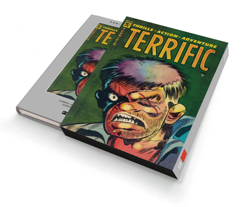 Terrific (Slipcase Edition)