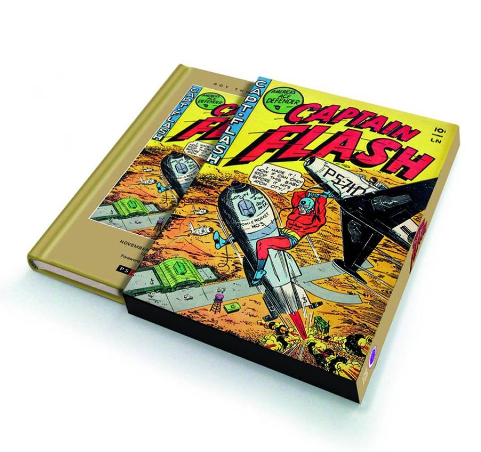 Captain Flash Vol. 1