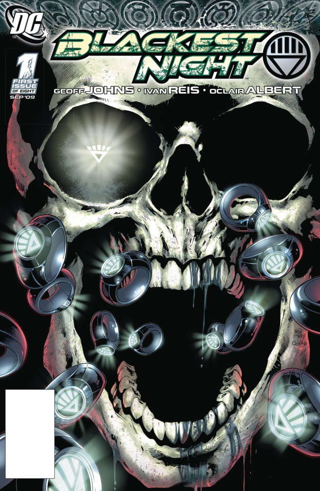 Blackest Night #1 (Dollar Comics)
