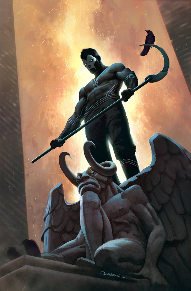 Shadowman: End Times #1 (Dekal Cover)