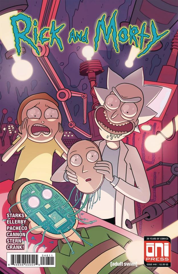 Rick and Morty #46