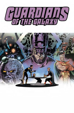 Guardians of the Galaxy Annual #1 (Cinar 2nd Printing)