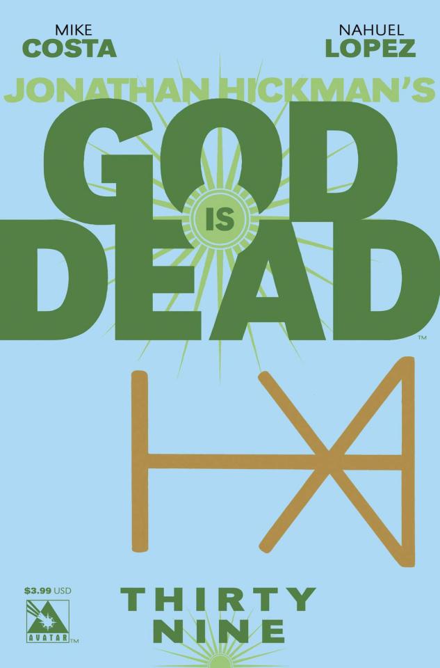 God Is Dead #39