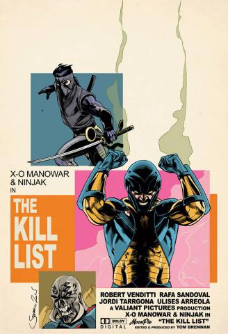 X-O Manowar #43 (Mooney Cover)