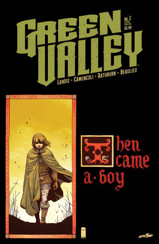 Green Valley #2 (2nd Printing)