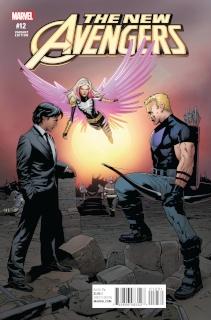 New Avengers #12 (Land Reenactment Cover)
