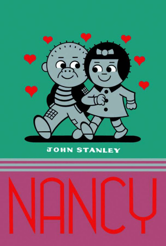 The John Stanley Library Vol. 4: Nancy