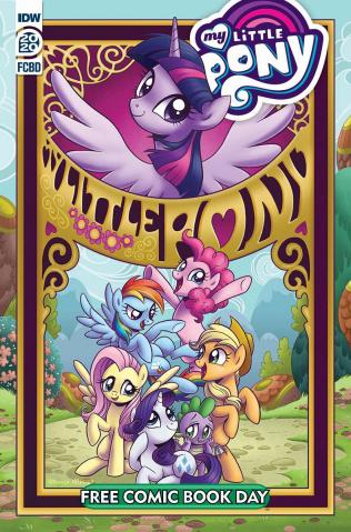 My Little Pony: Friendship Is Magic (FCBD 2020)